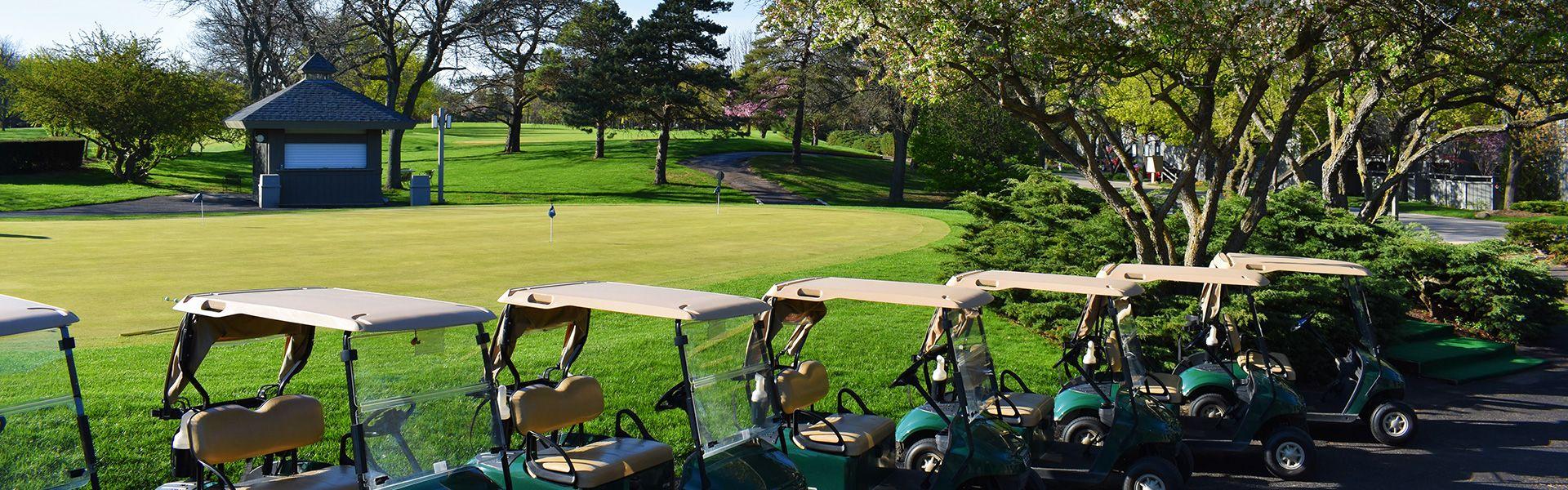 Lake Barrington Shores Golf Course